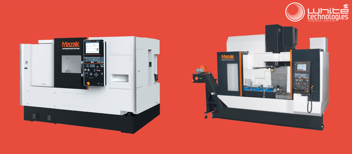 CNC machining in Serbia with MAZAK machines